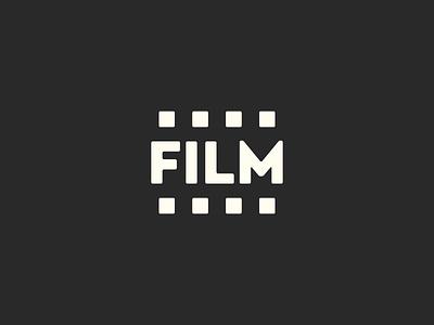 Film thirtylogos thirty logos logo illustrator identity branding film