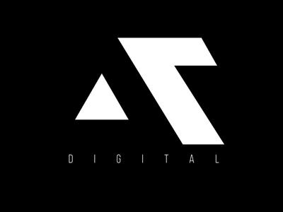 Ambertree Digital Logo Sample Idea idea sample ambertree digital illustrator branding logo