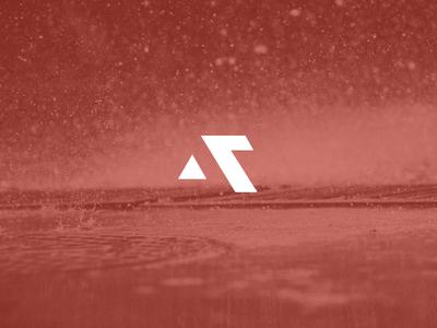 New Ambertree Logo Mark minimal advert graphics design brand branding photoshop illustrator abstract at logo logo logo mark