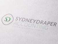 Sydney Draper Accounting Logo/Branding