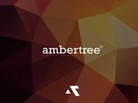 Ambertree Creative Agency Typeface logo
