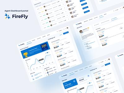 Agent Dashboard payment account profile challange agent points reward webiste web graphs design dashboard ux ui