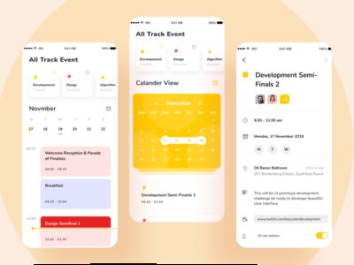 Task Event App