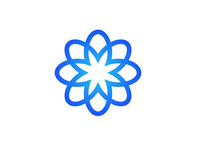 Unite Genomics Branding - Logo app icon medical app medical dna design spirograph startup branding logo biotech biology