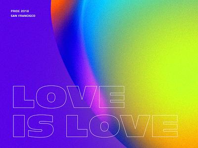 Love is Love love wins love is love san francisco pride