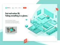 3D House Web