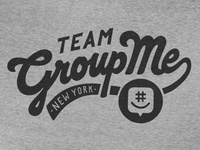 GroupMe Shirt Design