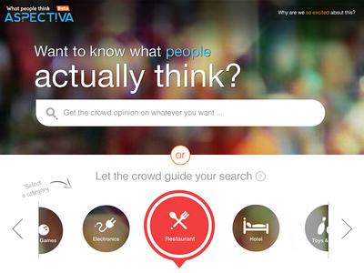 Aspectiva search box