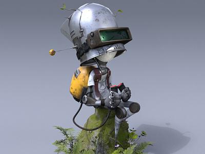 Creature Box #01 starwars robot creaturebox maya animation cartoon 3d art 3d artist 3d