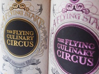 The Flying Culinary Circus Cava