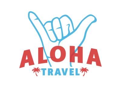 Aloha Travel • Logotype