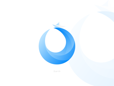Earth • Logotype