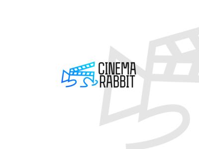 Cinema Rabbit • Logotype