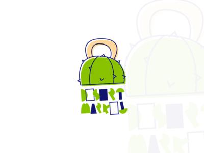 Desert Market • Logotype