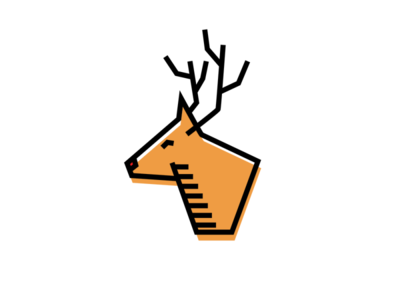Deer • Logotype