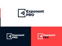 Exponent • Logotype