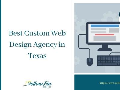 Best Custom Web Design Agency in Texas design web deisgn