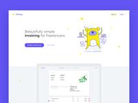 Billdogg — beautifully simple invoicing