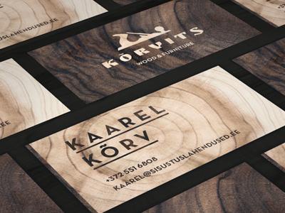 K6rvits name cards