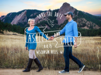 Ashley & Tyler Save the Date