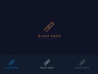 Letter A Brand Logo