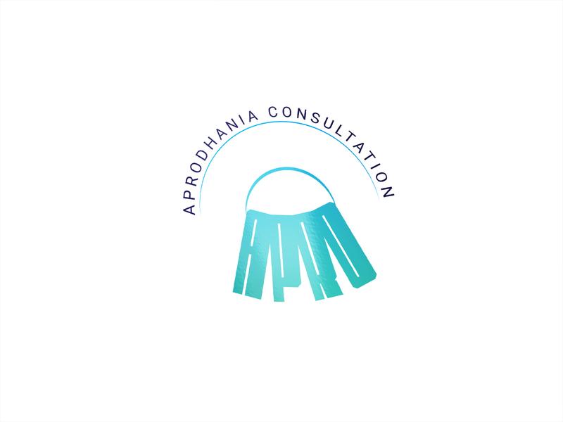 logo typography branding vector creative logo design consultant