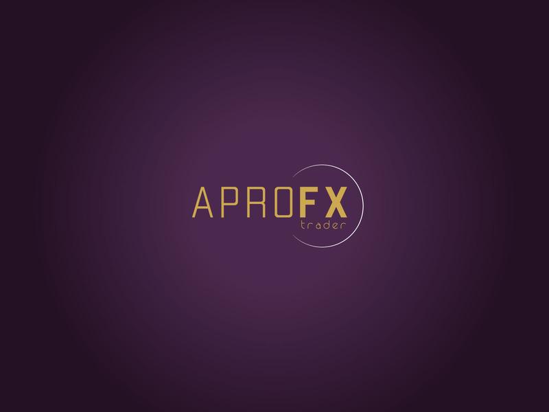 ap fx trader creative typography branding design illustration forex trading