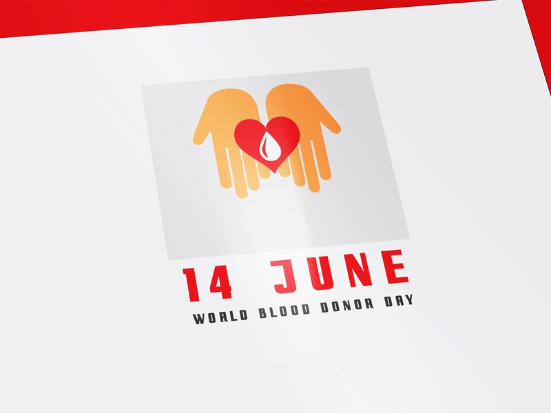 World Blood Donor Day 14th JUNE world june 2020 day blood