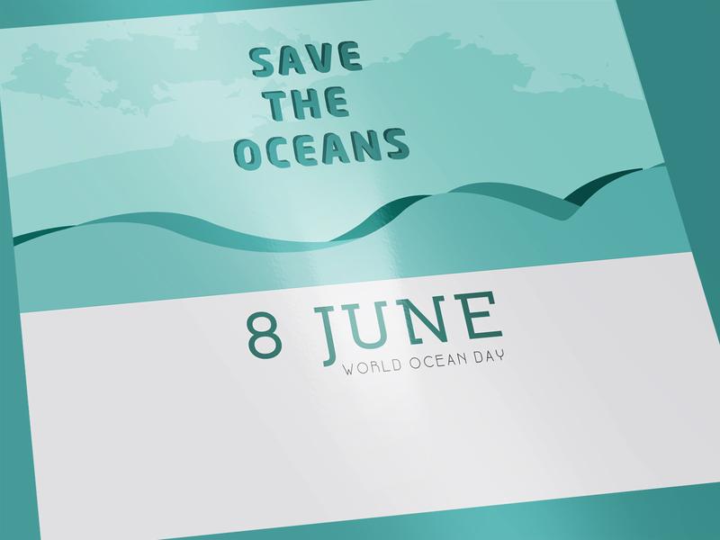 World Ocean Day 8th June trend sky world ocean day