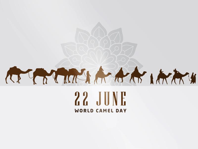 22 JUNE World Camel Day arabian beaf camel world 2020 june