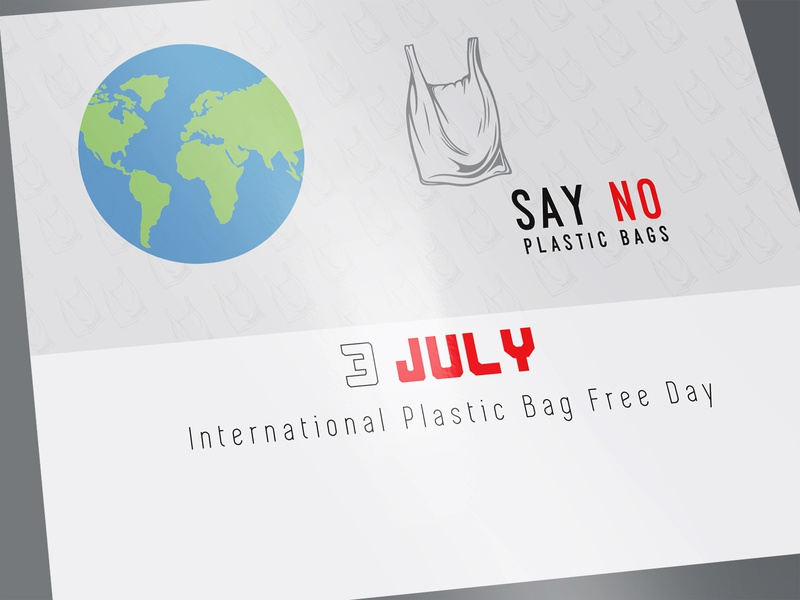3 July Int. Plastic Bag Free Day trend july bag plastic international day