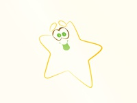 star cartoon