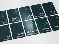 Office Sign Work (for buyer)