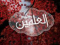 self promo in arabic (Alamin)
