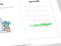 PHP mySql Signup form