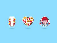 I Love Wendys