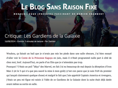 LBSRF Article View with Cover personal blog lbsrf article static css cover