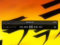 VLC Fullscreen Controls