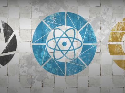 Aperture Science Wallpapers aperture science logos wallpapers