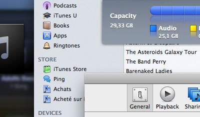 """iTunes """"109"""""""