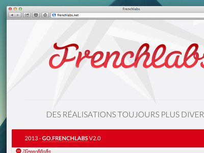 Frenchlabs.net 2013 frenchlabs website company