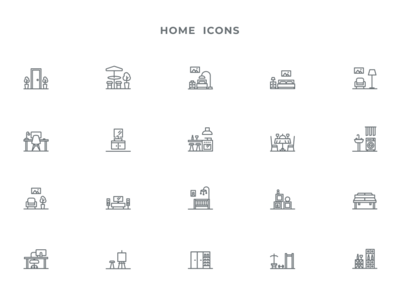 Home Iconset