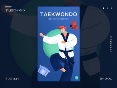 TAEKWOND