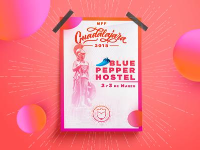 Mocker Fucker Fest 2018 - Poster