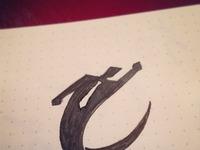 Tclg logo sketch