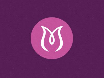 MasterPeace Final Logo logo flower rose tulip lingerie m peace intimate apparel