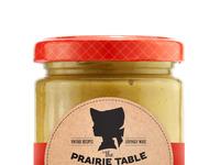 Theprairietable mustardjar