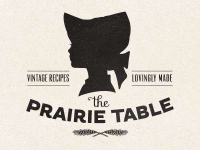 The Prairie Table Logo