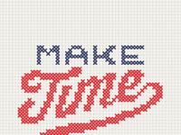 Maketime inkamathew trp2014