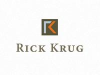 Rickkrug Final Logo